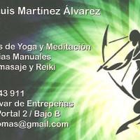 FIsioterapeuta-Luis Martinez Alvarez