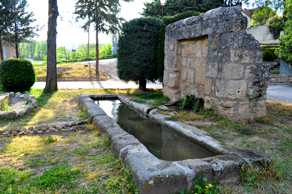 La fuente vieja