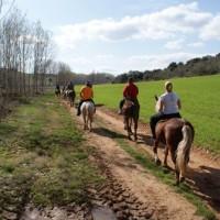 Ruta a caballo- LAS ESPUELAS